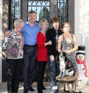 The Martin Family - Thanksgiving 2012