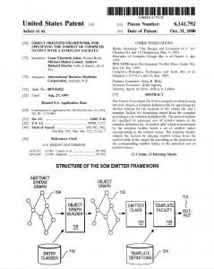 One of the many SOM Patents